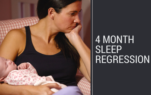 The 4 Month Baby Sleep Regression – How to avoid it completely!